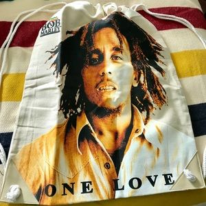 Bob Marley backpack